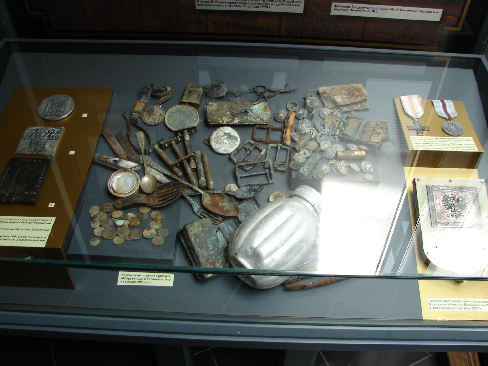 muzeum w Katyniu