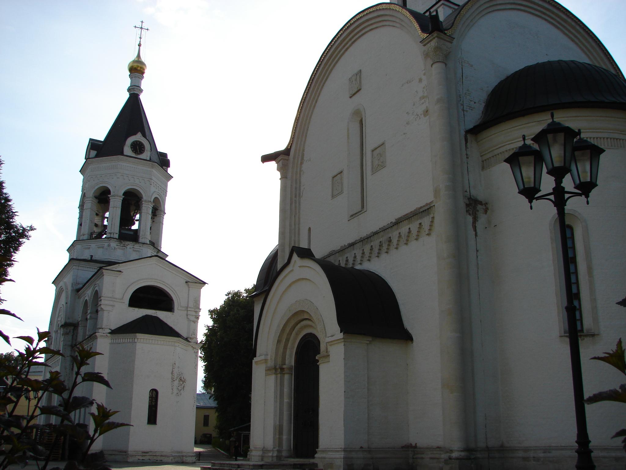Klasztor i sobór Przeświętej Bogorodzicy