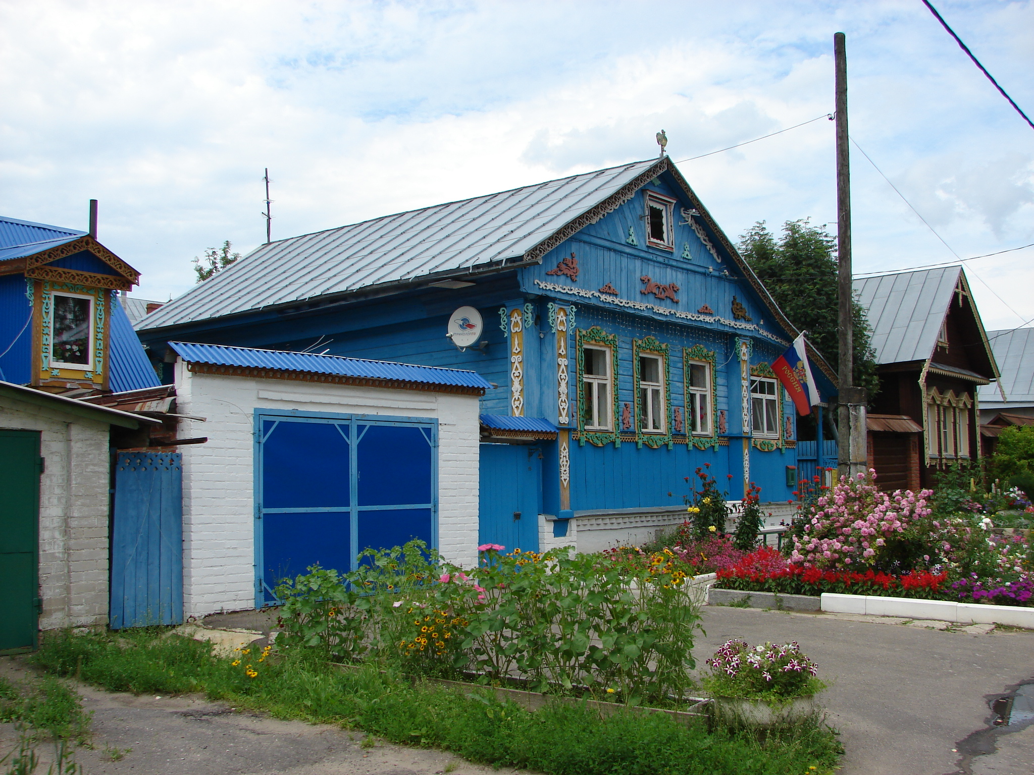 domki w Suzdalu