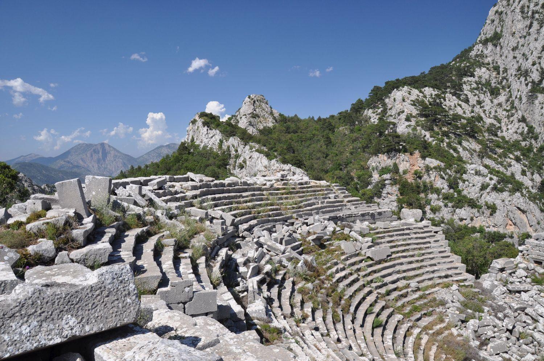 Ancient theatre of Termessos