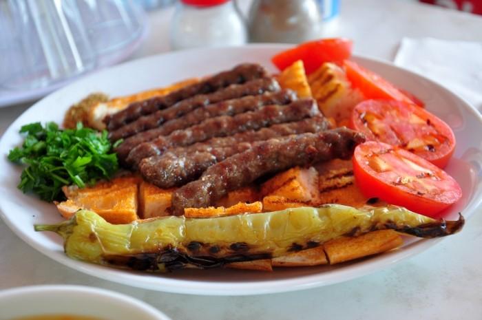 To też jest kebab - w tym przypadku w odmianie z Ödemiş