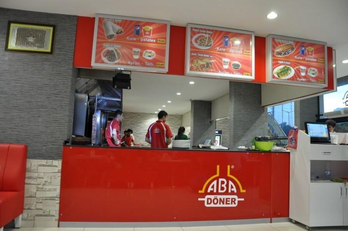 Restauracja Aba Döner Express w Mardinie