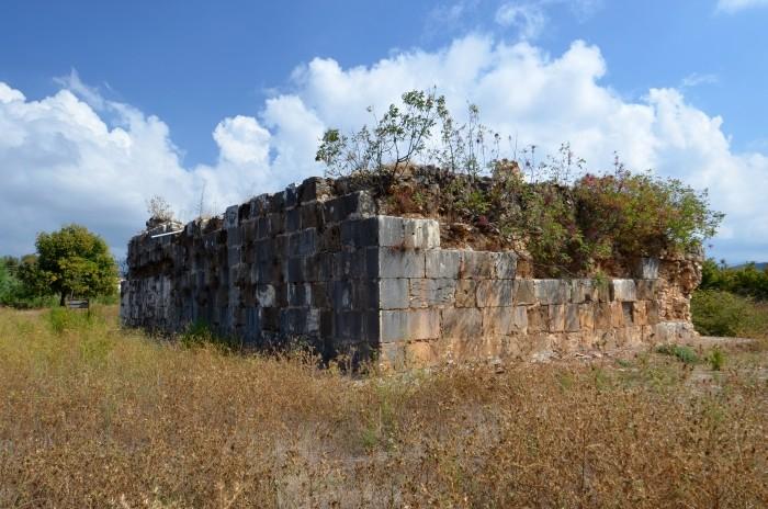 Cenotaf cesarza Trajana w Selinus