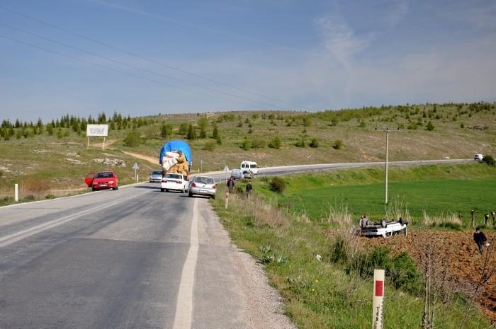 Tureckie drogi są szerokie i bardzo bezpieczne