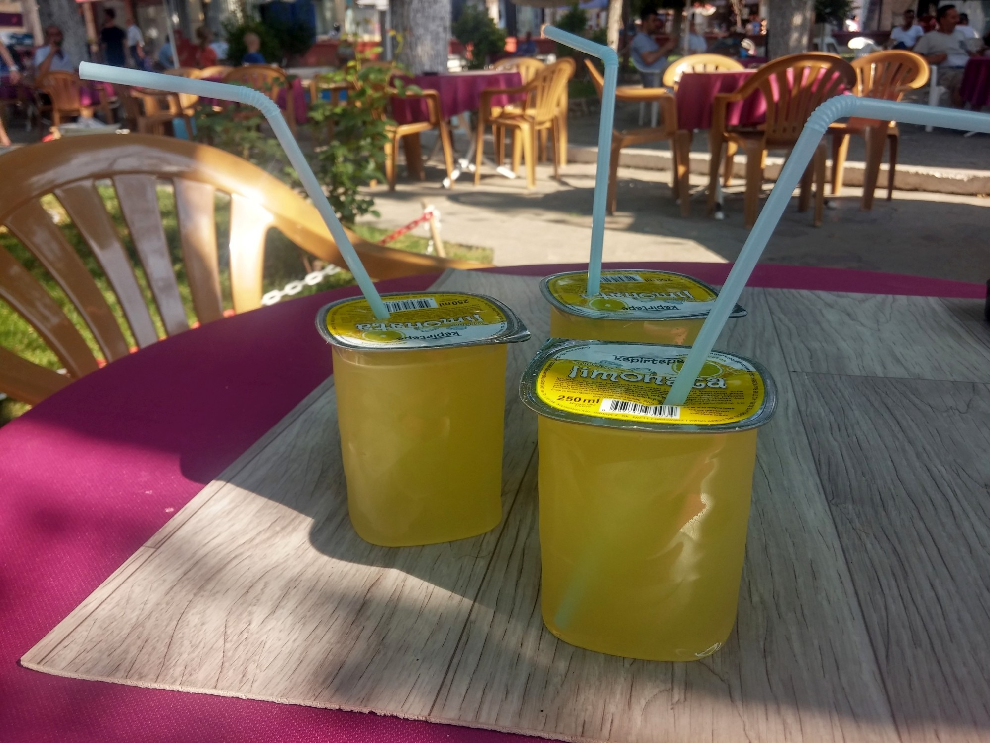 Lemoniada z Edirne