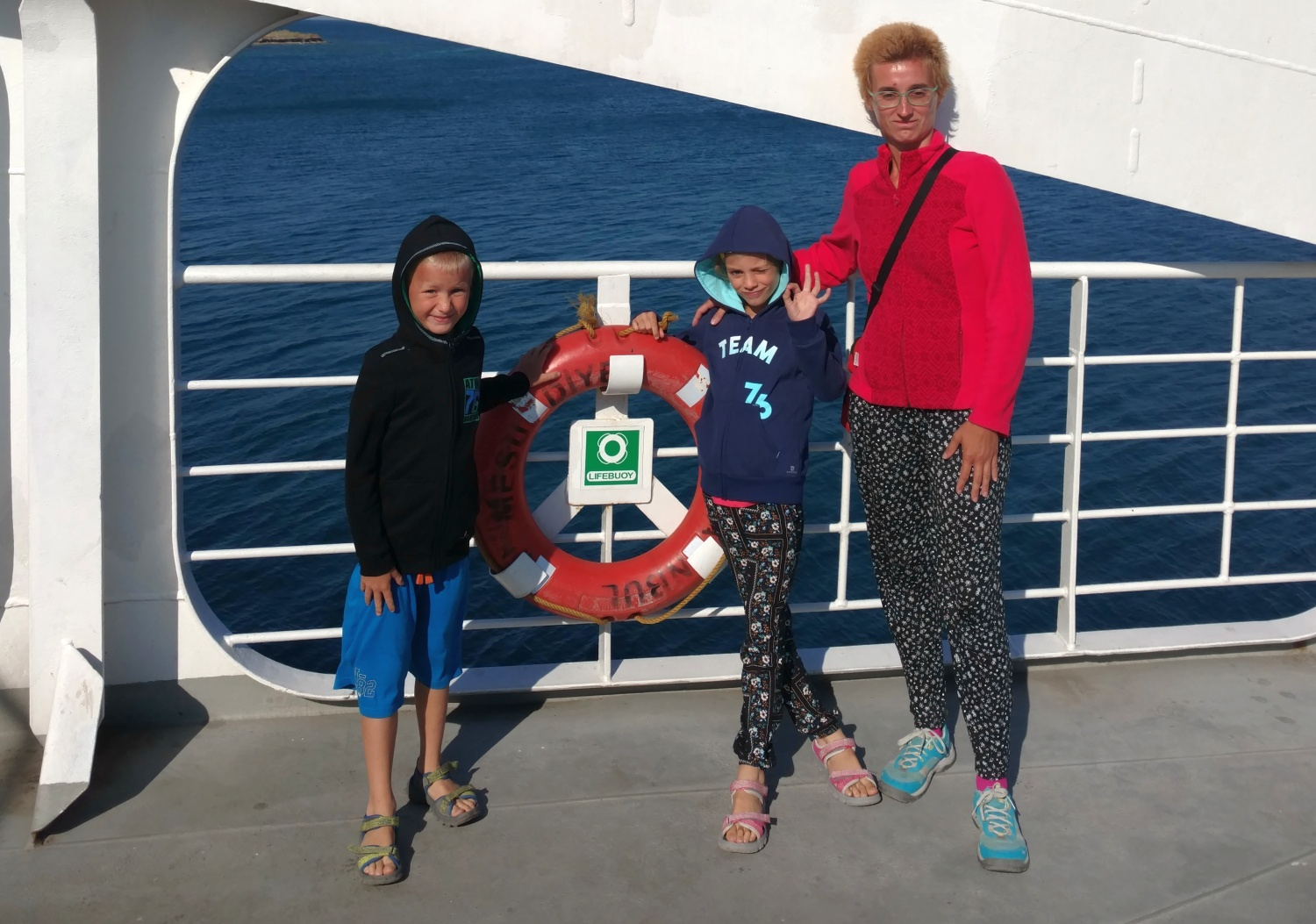 Prom z Lapseki do Gelibolu