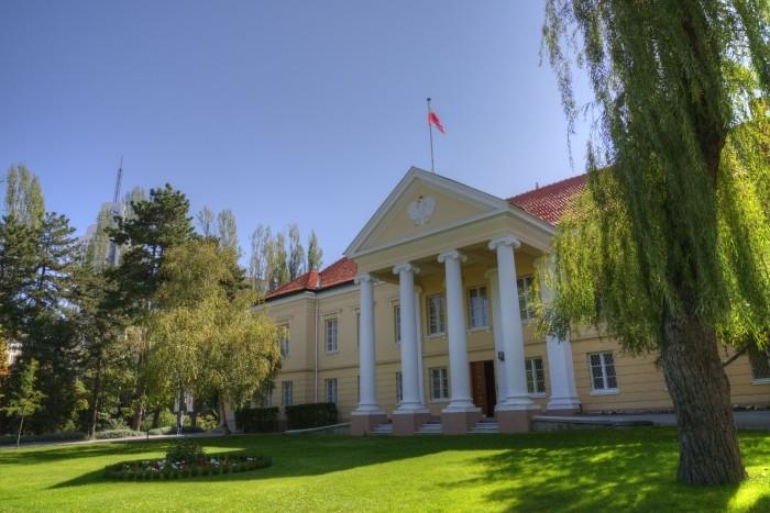 Ambasada RP w Ankarze
