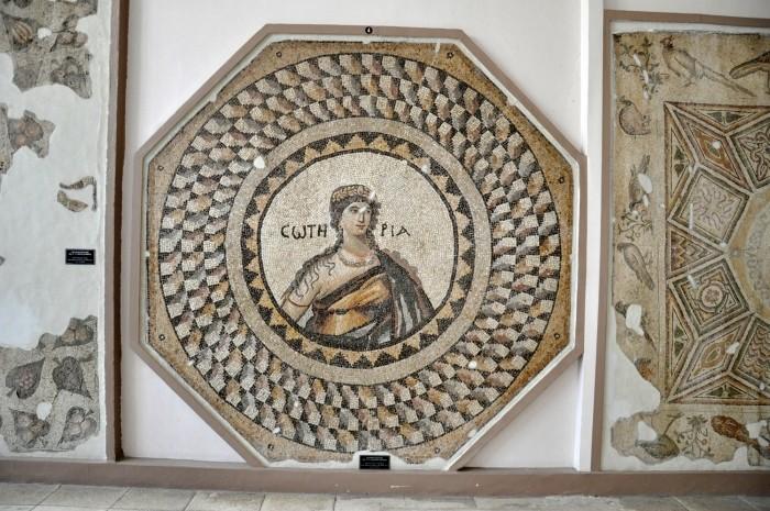 Mozaika z Muzeum Archeologicznego w Antakyi