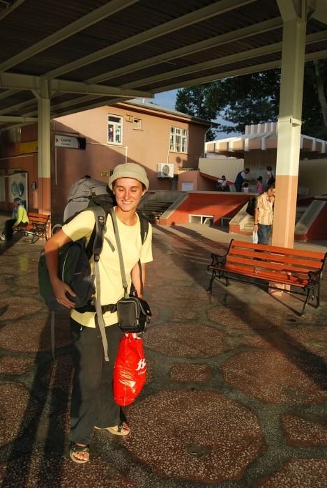 Backpackerska Iza w Malatyi