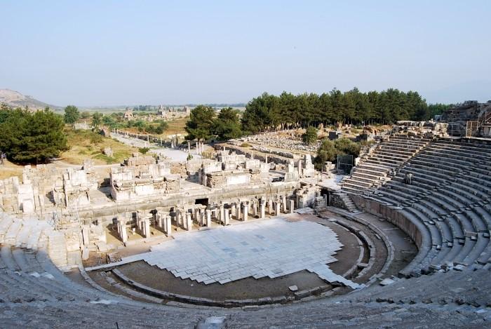 Teatr w Efezie