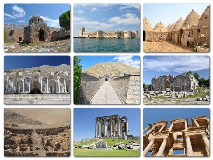 Obiekty oczekujące na wpisanie na listę UNESCO