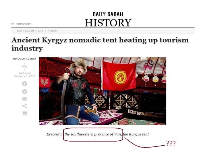 Van - na południowym-zachodzie Turcji?