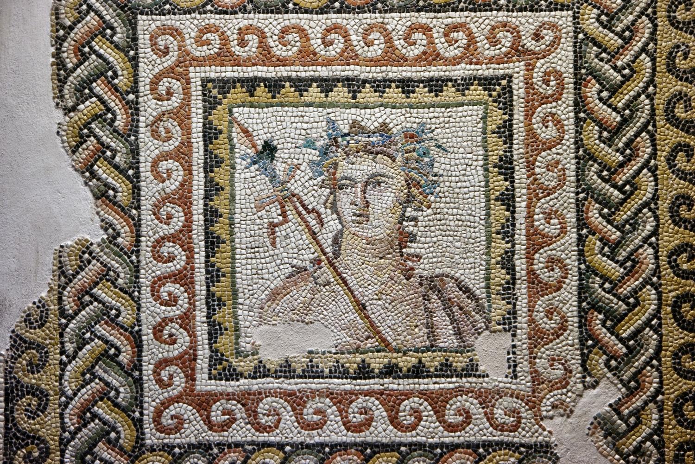 Mozaika z Muzeum Zeugmy w Gaziantepie