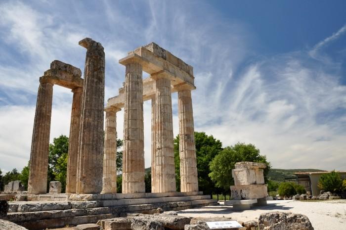 Świątynia Zeusa w Nemei