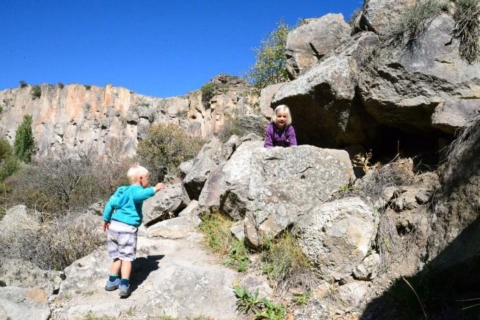 Trekking w dolinie Ihlara