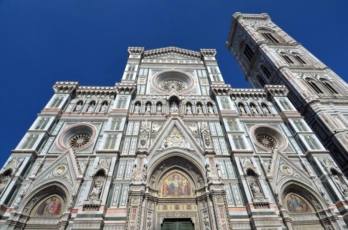 Katedra Santa Maria del Fiore we Florencji - takiemu widokowi trudno się oprzeć