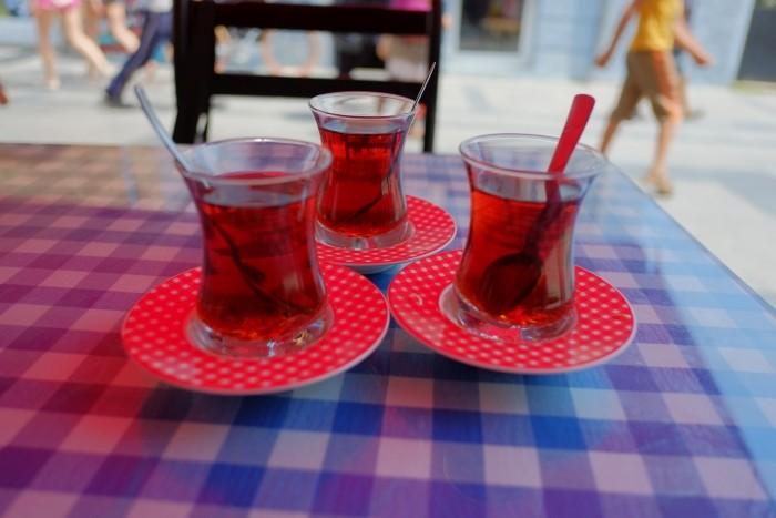 Do herbaty - 17 sierpnia 2015