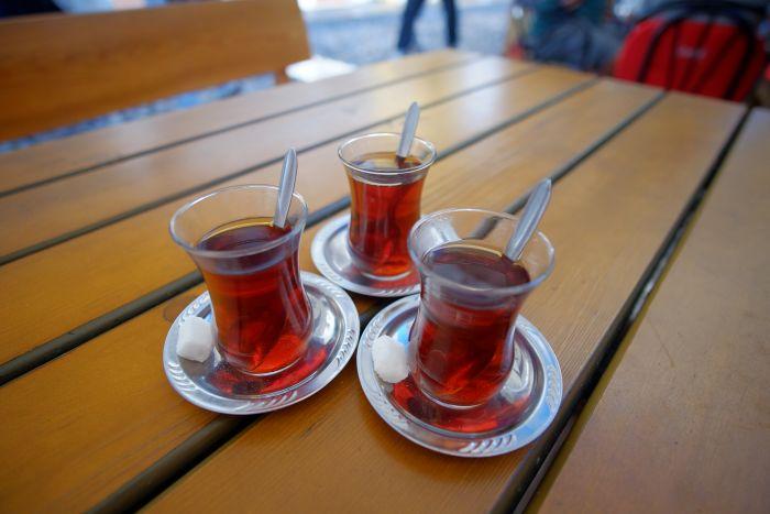 Do herbaty - prosto z Mostaru