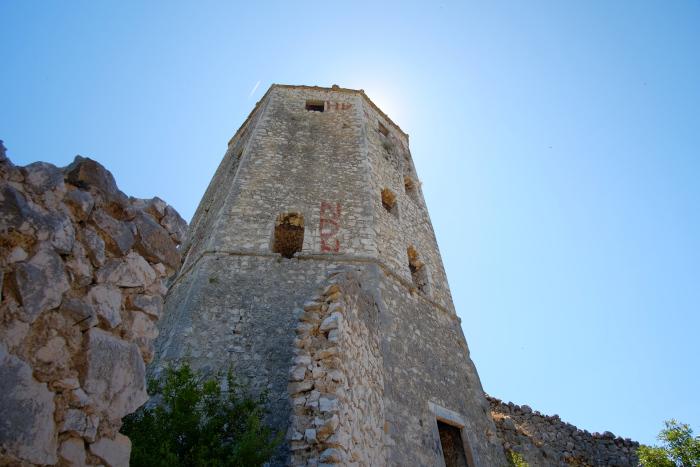 Wieża w Počitelj