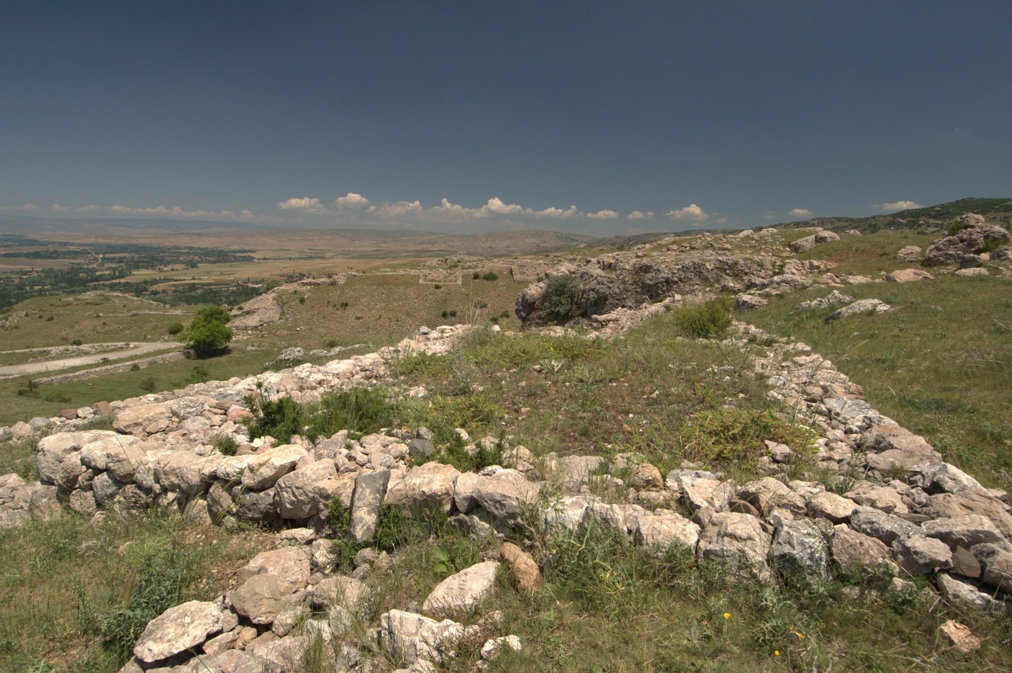 Południowy Zamek w Hattuszy