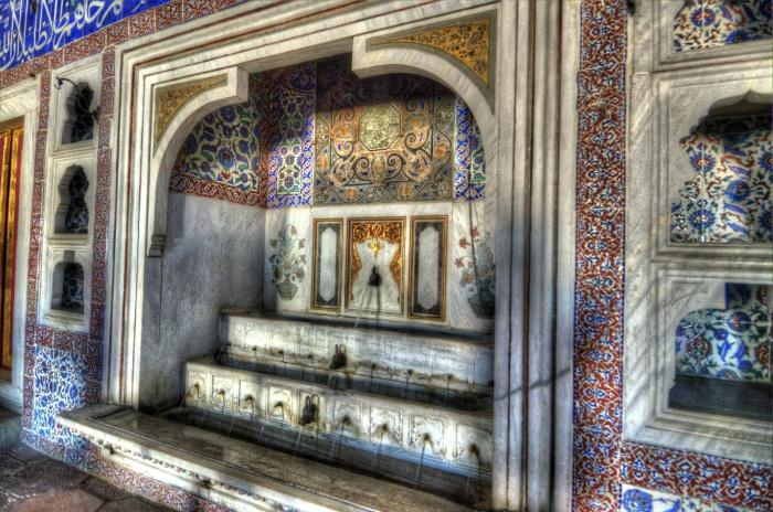 Harem Pałacu Topkapı