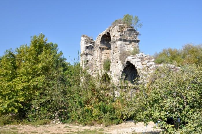 Akwedukt w Lyrbe