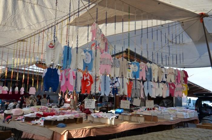 Piątkowy bazar w Edirne