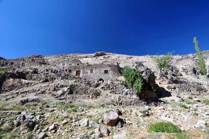 Okolice wsi Çömlekçi