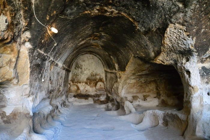 Podziemne miasto Gaziemir