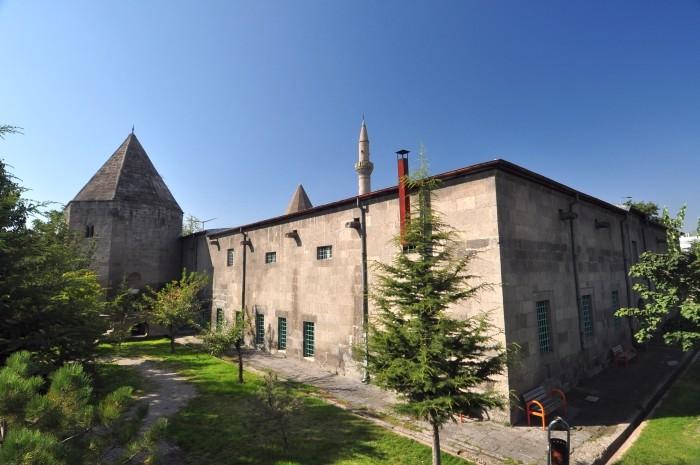 Lala Muslihiddin Camisi Ve Kümbeti