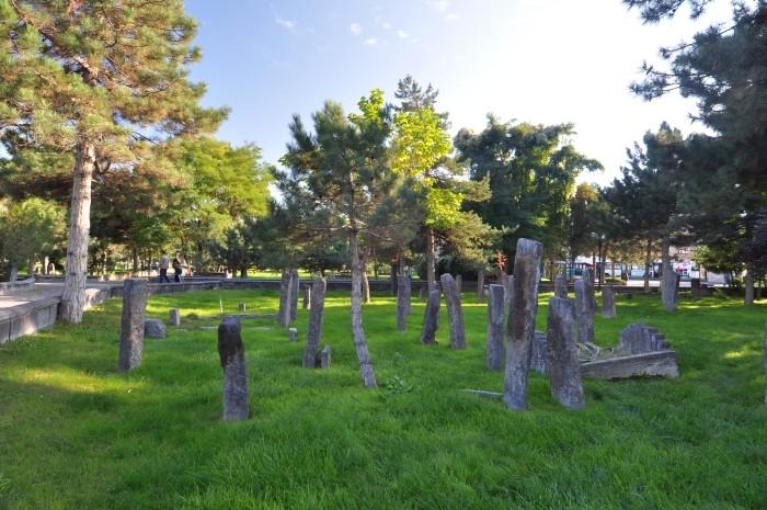 Cmentarz imienia Seyyida Burhanettina