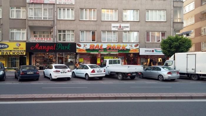 Ulica w Kayseri