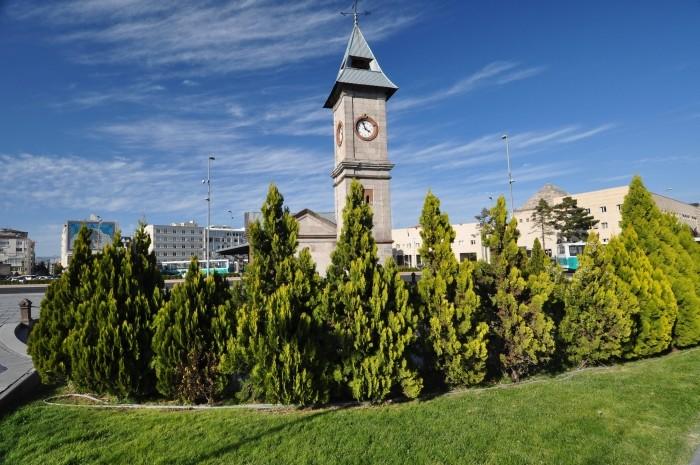 Wieża zegarowa w Kayseri