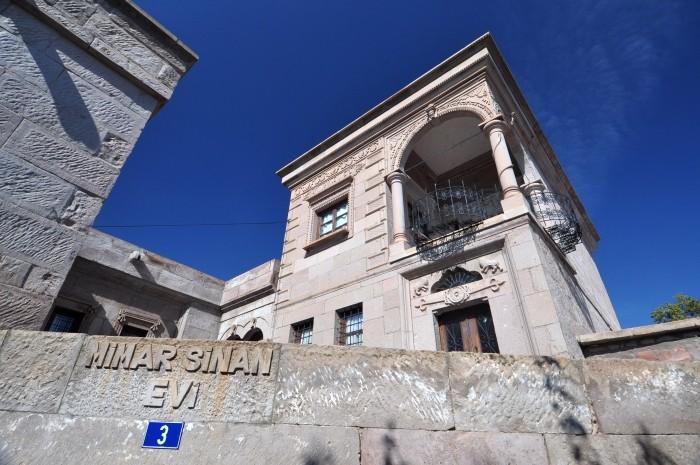 Tzw. Dom Urodzin Sinana w Ağırnas