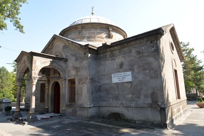 Grobowiec Seyyida Burhanettina w Kayseri