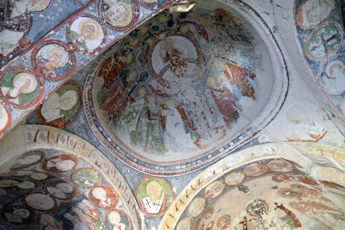 Kościółek El Nazar w Göreme