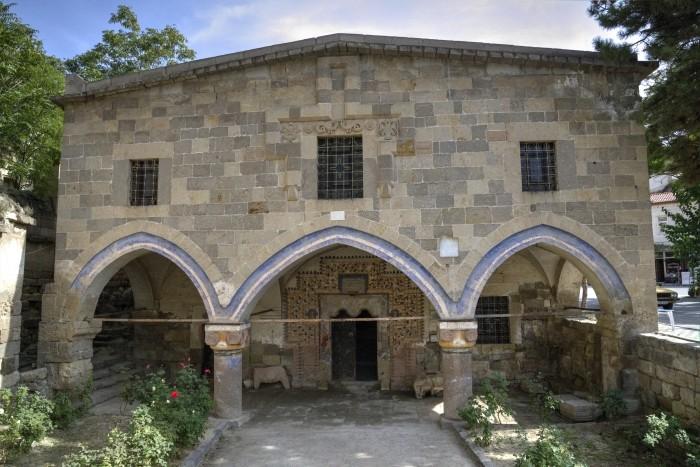 Kościół Konstantyna i Heleny w Mustafapaşa