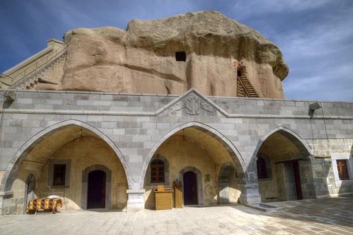 Klasztor świętego Mikołaja w Mustafapaşa