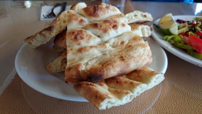 Pide z restauracji Palmiye