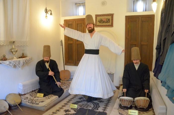 Muzeum mewlewitów przy meczecie Mevlevi w Afyonie