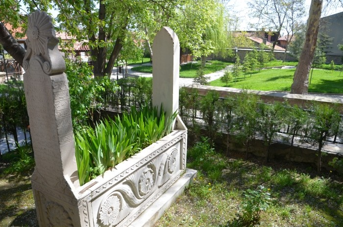 Grobowiec matki Namıka Kemala