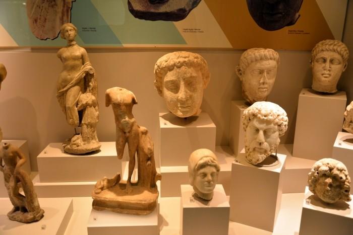 Rzeźby z okresu rzymskiego