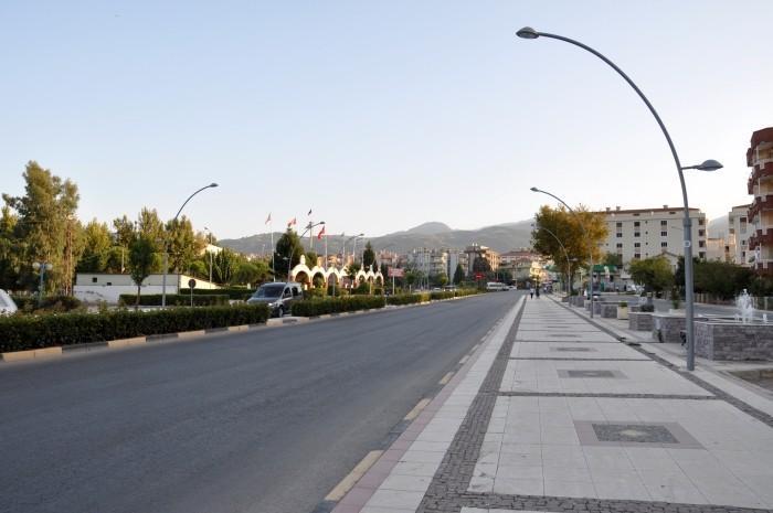 Bulwar Süleymana Demirela w Alaşehir