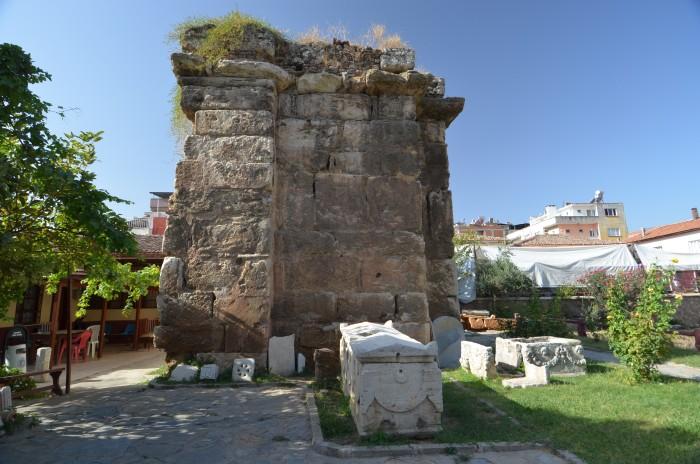 Ruiny kościoła świętego Jana w Filadelfii