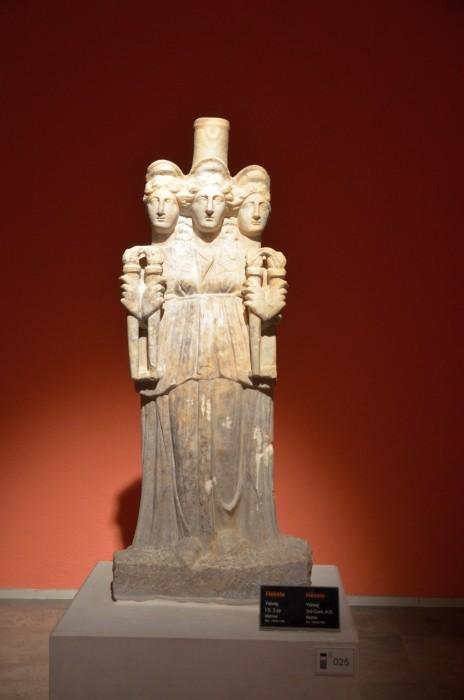 Posąg Hekate z Antiochii Pizydyjskiej