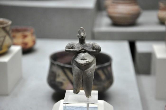 Figurka kobiety z Hacılar Höyük