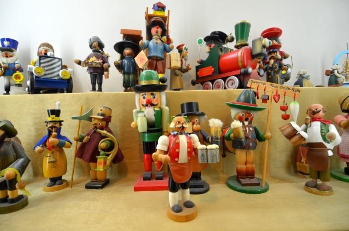 Muzeum Zabawek - laleczki z Oktoberfest
