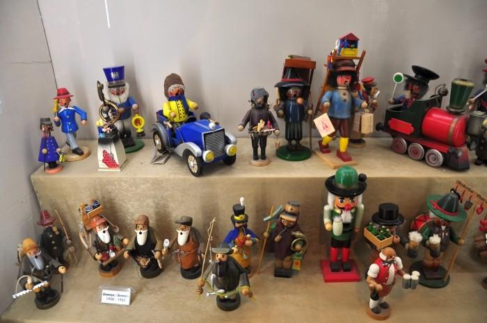 Muzeum Zabawek - zabawki niemieckie