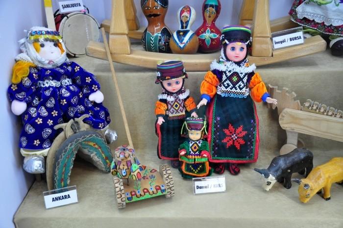 Muzeum Zabawek - zabawki tureckie