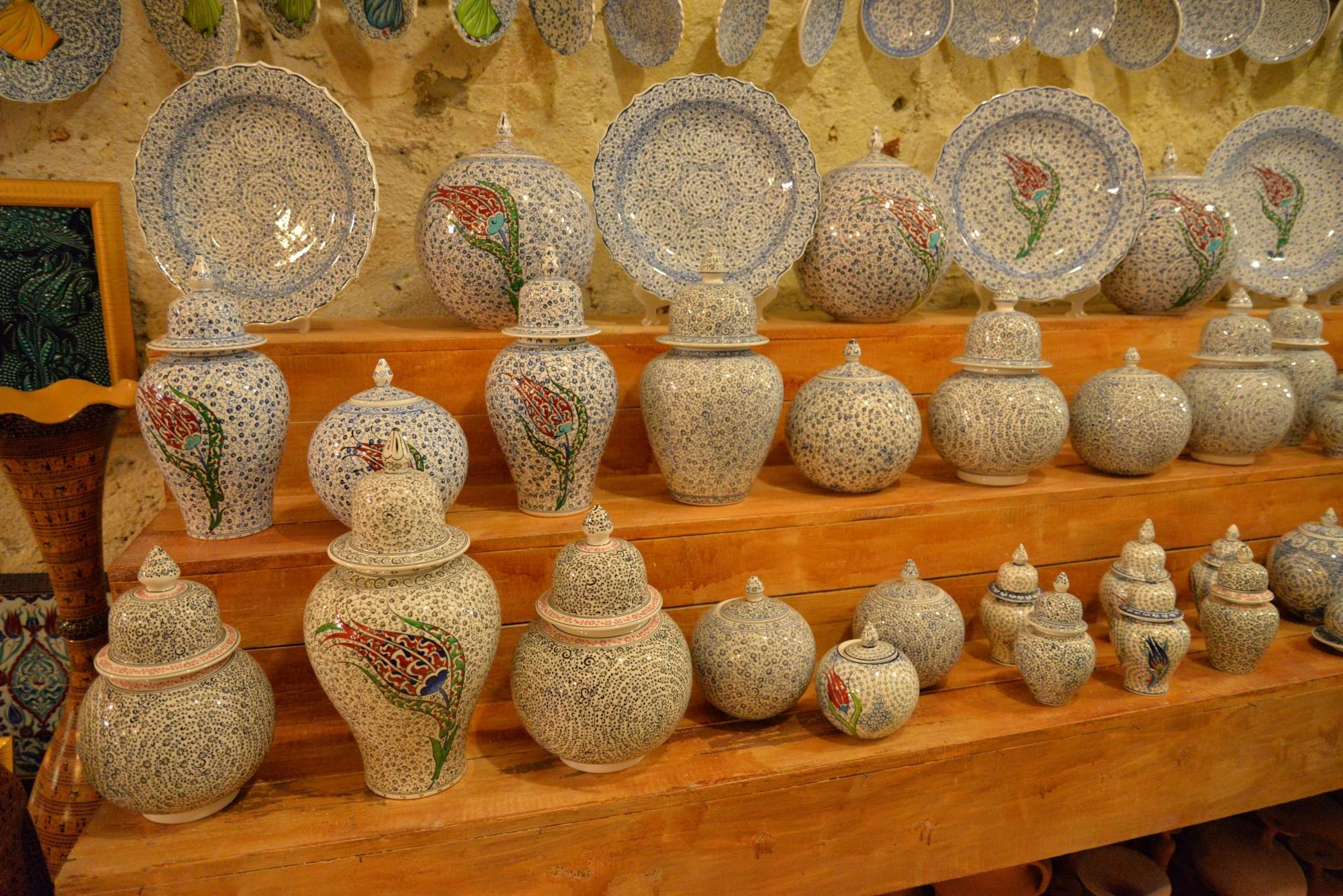 Ceramika z Avanos
